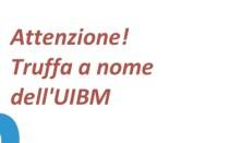 Attenzione: nuova truffa sui marchi, a nome dell'UIBM
