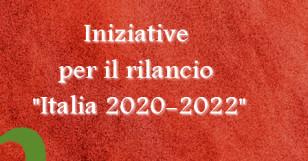 """Pubblicato il """"Piano Colao"""" – """"Iniziative per il rilancio """"Italia 2020-2022"""""""""""