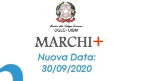 Bando Marchi+3: dal 30 Settembre 2020 sarà possibile presentare le domande