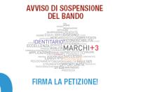 Avviso Sospensione Bando Marchi+3 e Petizione per accelerarne la riapertura
