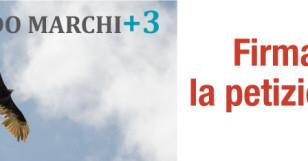 Bando Marchi+3 sospeso dopo 4 minuti: Firma la petizione!